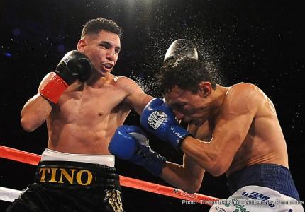 Manuel Avila defeats Alvarado