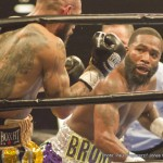 """Ashley Theophane - By Justin Jones & Paul """"Paparazzi"""" Jones - Photos © Paul """"Paparazzi"""" Jones -- Washington, DC — Adrien """"The Problem"""" Broner (32-2, 24 KOs) is accustomed to making headlines inside and out of the ring. Last night, he did both in a matter of hours."""