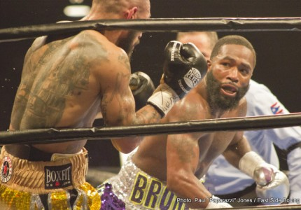 "Adrien ""The Problem"" Broner Thrashes Theophane, Calls Out Floyd Mayweather"