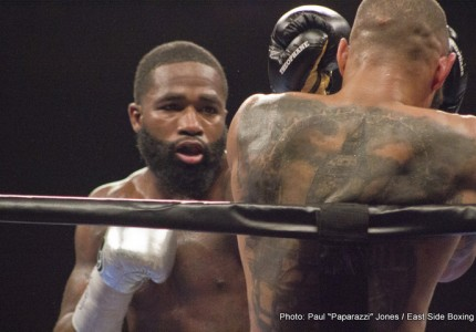 Adrien Broner-Ricky Burns likely for February, Broner looking to have another fight first