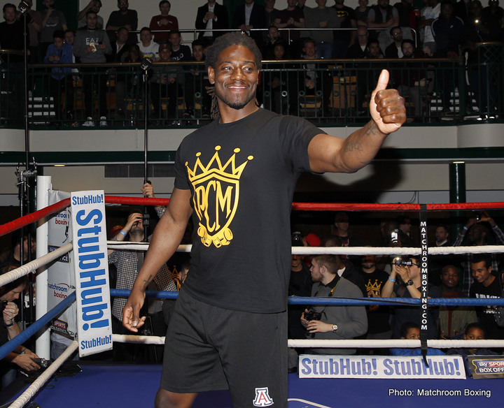 Charles Martin will continue comeback on Wilder-Ortiz card, will face Curtis Harper