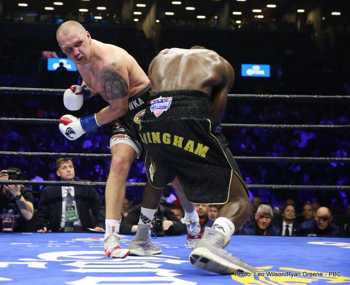 Denis Lebedev Grigory Drozd Krzysztof Glowacki Oleksandr Usyk Boxing News