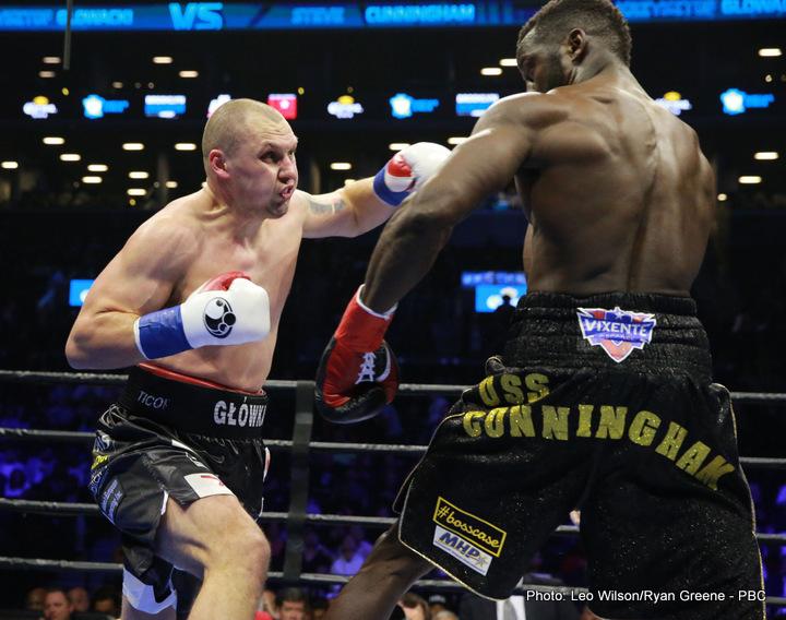 Chris Algieri Errol Spence Marcus Browne Boxing News Boxing Results