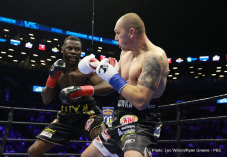 Chris Algieri, Errol Spence, Marcus Browne - Boxing News