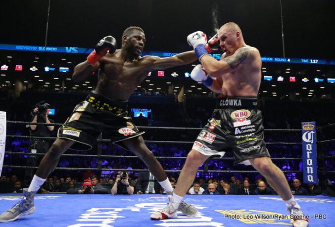 Krzysztof Glowacki, Steve Cunningham - Boxing News