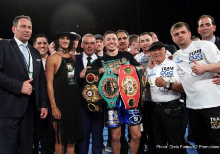 Open Letter to HBO, Team Golovkin