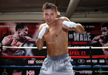Will Gennady Golovkin ever get his defining fight?