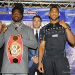 Anthony Joshua Charles Martin Boxing News British Boxing