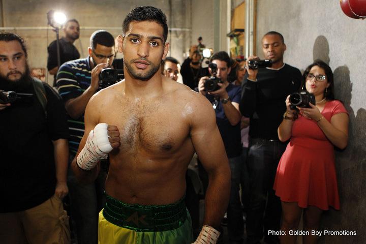 Amir Khan-Kell Brook: Still a great fight? Still 50/50?