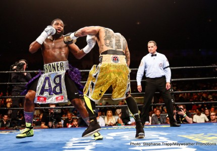 Adrien Broner released from jail, possibility he may fight in October