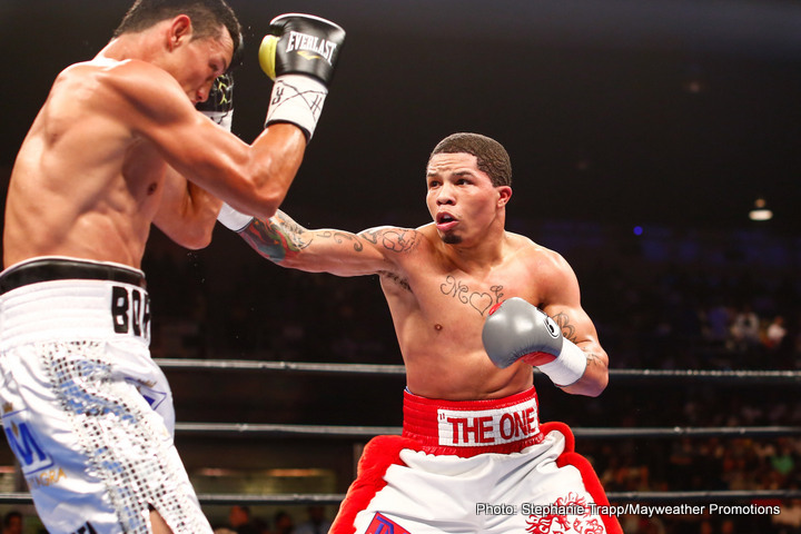 Liam Walsh - IBF Super-Featherweight World Champion Gervonta Davis has promised to capitalise on any Liam Walsh mistakes when the rivals battle it out at London's Copper Box Arena on May 20, live on BT Sport and BoxNation.