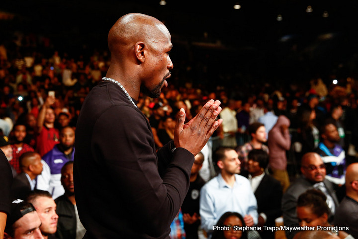 Floyd Mayweather Junior reportedly told Tim Bradley he had Pacquiao III fight a draw