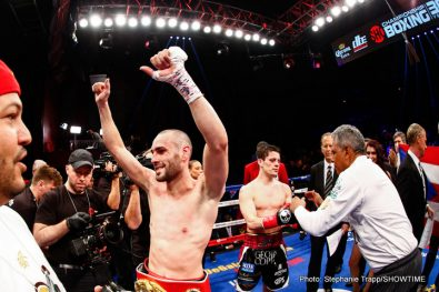 Gary Russell Jr. Jose Pedraza Patrick Hyland Stephen Smith Boxing News Boxing Results