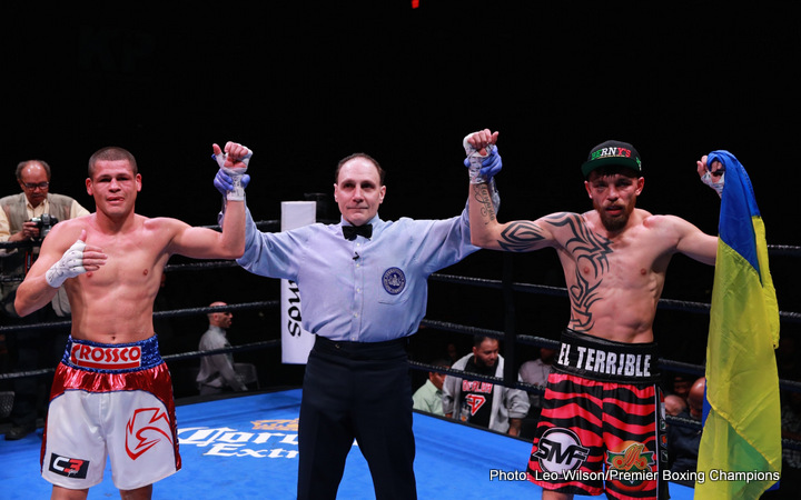 Ivan Redkach Boxing News Boxing Results
