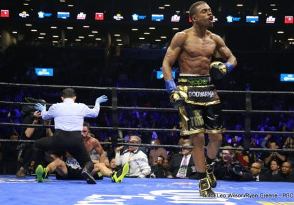 Kell Brook talks up Errol Spence Jnr fight: He has to earn his stripes