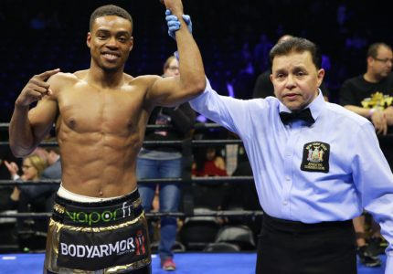 Errol Spence – Leonard Bundu on BoxNation