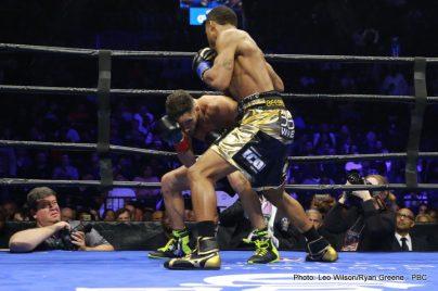 Chris Algieri Errol Spence Jr. Boxing News Boxing Results