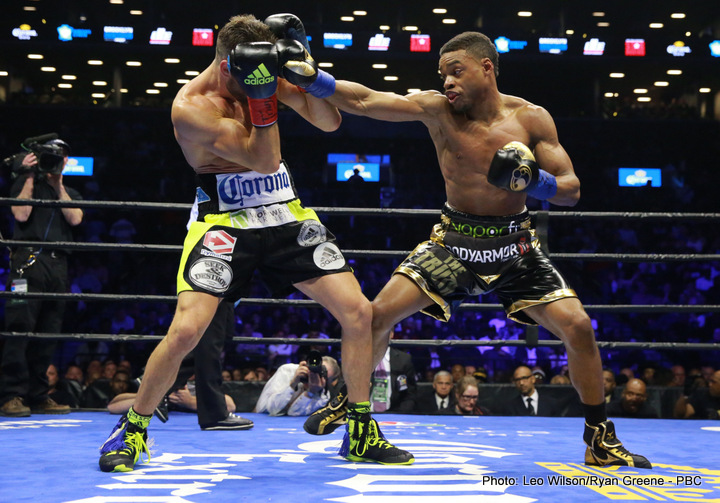 Errol Spence Leonard Bundu Boxing News