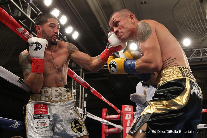 Bryant Cruz - On Wednesday night, DiBella Entertainment staged its popular Broadway Boxing series up north in the suburbs of Westchester County with an exciting card, in front of a passionate and lively crowd at the beautiful Hilton Westchester in Rye Brook, NY.