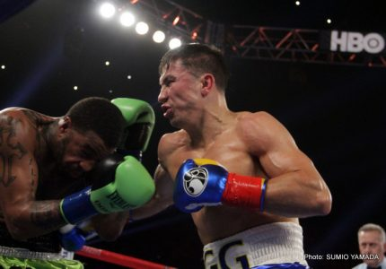 Believe the hype: Since Golovkin's American debut he's beaten more top 10 contenders than Canelo and Kovalev