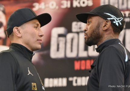 Golovkin vs. Wade: Another Ho-Hum Main Event on HBO in 2016
