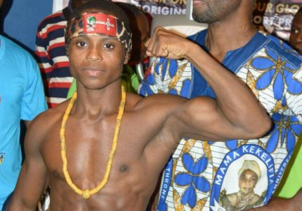 Ghana's Isaac Dogboe calls out Guillermo Rigondeaux
