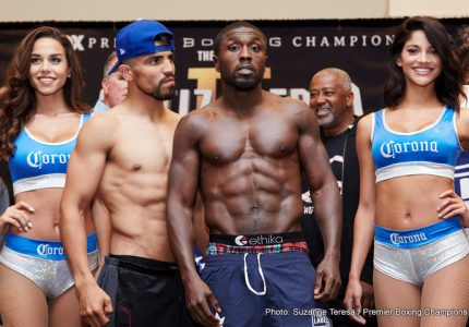 Weigh In, Carson Stub HUb April 30 2016