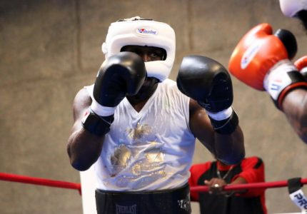 Andre Berto talks Victor Ortiz fight
