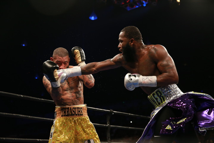 Adrien Broner Ashley Theophane Boxing News Boxing Results
