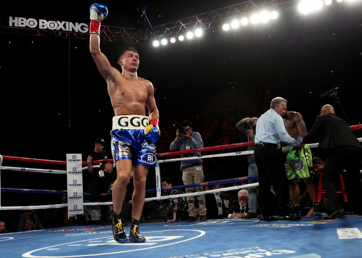 Photo Gallery: Golovkin destroys Wade; Gonzalez beats Arroyo