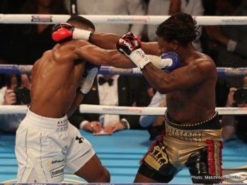 Anthony Joshua Charles Martin Boxing News Boxing Results British Boxing Top Stories Boxing