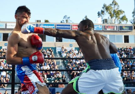 Berto stops Ortiz; Williams defeats Rodriguez; Lara destroys Montiel
