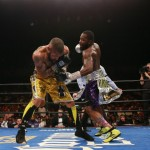 """Ashley Theophane - (Photo credit: Nabeel Ahmad/Premier Boxing Champions)  Four-division world champion Adrien """"The Problem"""" Broner didn't have much of a problem beating and stopping Ashley """"The Treasure"""" Theophane at 1:10 in the ninth round in the main event of tonight's Premier Boxing Champions (PBC) on Spike event in front of a sold out crowd of 8,172 at the DC Armory in Washington, D.C."""