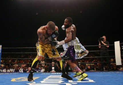 Broner beats Theophane, then calls out Mayweather