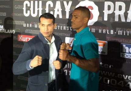 Jack Culcay vs. Jean Carlos Prada – Tale Of The Tape