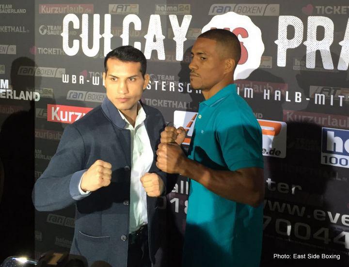 Jack Culcay - Boxing News