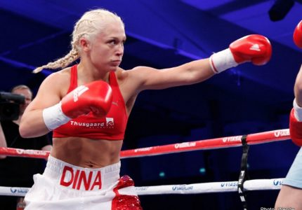Challenge Accepted! Thorslund faces Ivanova on May 28