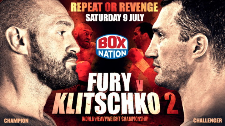 Tyson Fury, Wladimir Klitschko - It took a long time to find a date and then it got postponed, now it's back on again - we hope. The Tyson Fury-Wladimir Klitschko rematch everyone is eager to see for a number of reasons will now take place on October 29th, so says Klitschko manager Bernd Boente and Fury's uncle and trainer Peter. Boente spoke of the new date with German publication BILD last week and Irish-Boxing.com reports how Peter Fury confirmed the new date for the bout yesterday. The venue will stay the same, The Manchester Arena.
