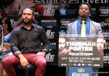 Thurman-Porter heading towards showdown on 6/25