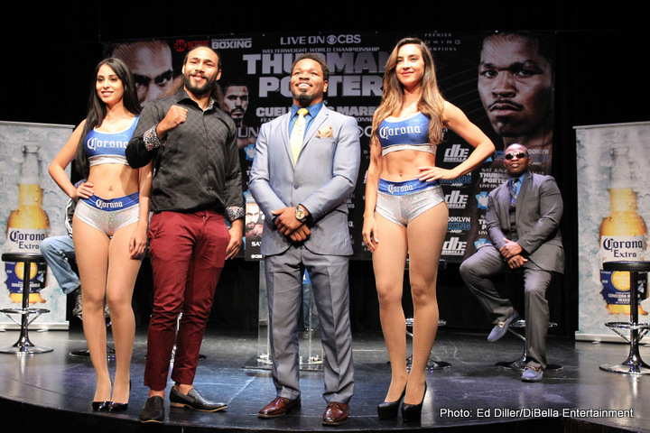 Keith Thurman Shawn Porter Boxing News