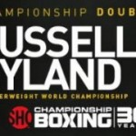Gary Russell Jr. - NEW YORK (April 7, 2016) – The boxers who will be fighting Saturday, April 16 on a SHOWTIME CHAMPIONSHIP BOXING® world title doubleheader are deep into their respective training camps as they continue preparation for their bouts at Foxwoods Resort Casino in Mashantucket, CT.
