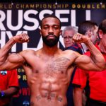 Gary Russell Jr. - (Credit: Stephanie Trapp/SHOWTIME) WBC FEATHERWEIGHT WORLD CHAMPIONSHIP