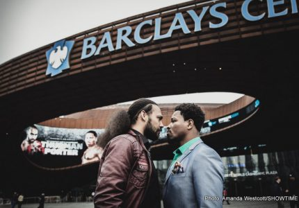 Thurman-Porter winner must face Avanesyan-Shane Mosley winner says WBA President Mendoza Jr.