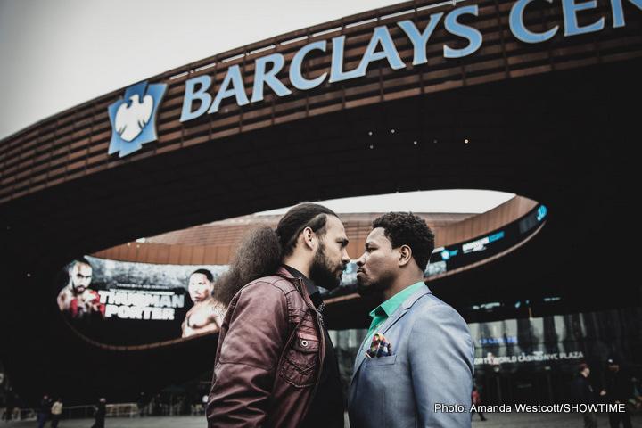 David Avanesyan Keith Thurman Shane Mosley Shawn Porter Boxing News