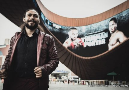 Keith Thurman-Danny Garcia official March 4 – will Thurman feature in another Fight of The Year candidate?