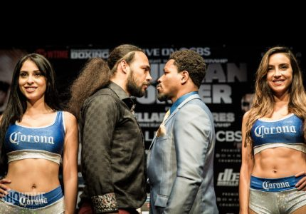 Shawn Porter – Keith Thurman quotes