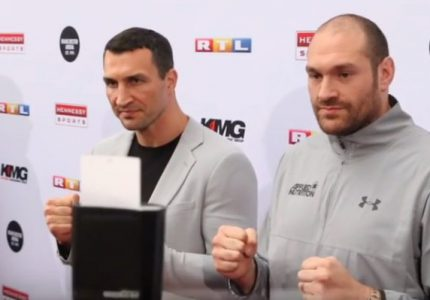 Ranking today's heavyweights: with Tyson Fury gone, who is number-one?