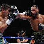 James DeGale - James DeGale defended his IBF Super Middleweight World Championship with a close, hard-fought unanimous decision against Rogelio Medina in the opening bout of the SHOWTIME CHAMPIONSHIP BOXING telecast.