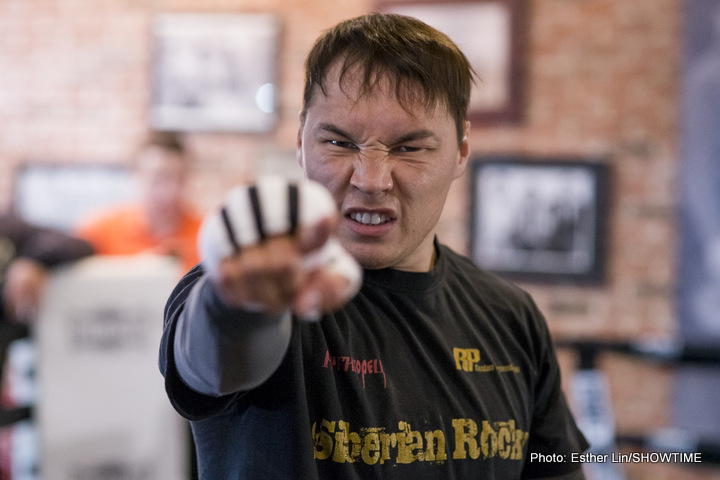 """Ruslan Provodnikov - One of the most thrilling lower-weight fighters of the 2000s, Russian warrior Ruslan Provodnikov is set to make a comeback later on this year (once the whole coronavirus battle has been won of course). This is according to the manager of """"The Siberian Rocky,"""" Vadim Kornilov, who spoke with Russian news outlet TASS today."""