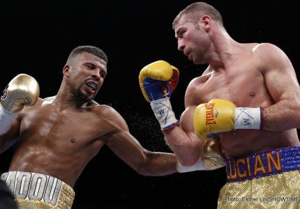 Lucian Bute tests positive for banned substance enobosaram